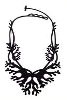 Batucada Black Coral Necklace