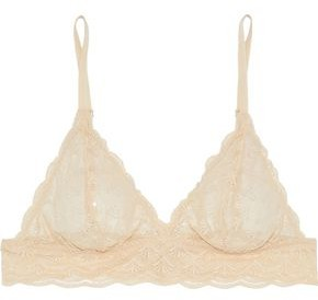 Cosabella Sweet Treats Fans Stretch-lace Soft-cup Triangle Bra