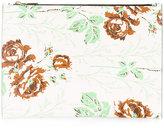 Victoria Beckham floral print clutch - women - Leather/Polyamide/Polyurethane - One Size
