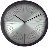 Karlsson Floating Lines Clock