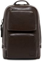 Tumi Archer Leather Backpack