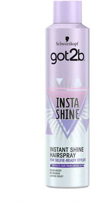 Schwarzkopf Got2B Insta Shine Hairspray 300Ml