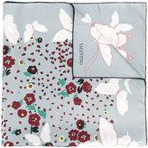 Valentino Garavani Valentino Pop Butterfly scarf - women - Silk - One Size