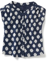 Old Navy Printed Top for Toddler