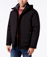 Izod Men's Systems Soft-Shell Hooded Jacket