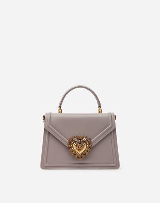 Medium Devotion Bag In Smooth Calfskin