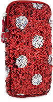 Disney Minnie Mouse Sequined Smartphone Case