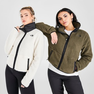 The North Face Inc Women's The North Face Dunraven Sherpa Crop Jacket