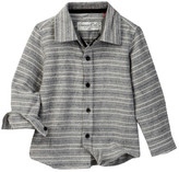 Sovereign Code Seaside Striped Shirt (Baby Boys)
