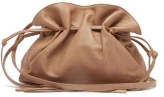 Mansur Gavriel Protea Leather Cross-body Bag - Beige Multi