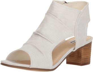 Not Rated Anna Womens Open Toe Bootie Size 10