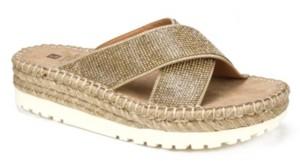 White Mountain Women's Kimberly Platform Sandals Women's Shoes