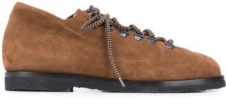 MACKINTOSH x Jacques Soloviere lace-up shoes