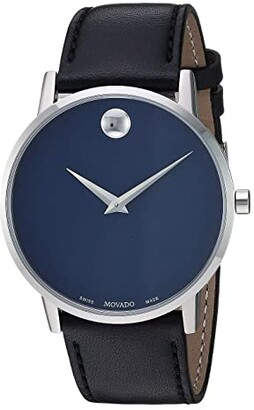 Movado Museum Classic - 0607270 (Blue/Black) Watches