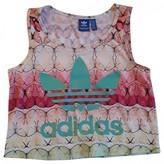 adidas Multicolour Cotton Top for Women