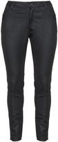 Studio Plus Size Coated slim fit jeans