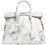 Maison Margiela Sponge Painted Top Handle Bag