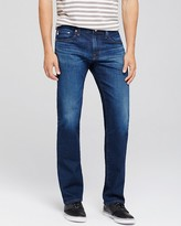 AG Jeans Denim 360 Matchbox Slim Fit Jeans in 11 Years Root