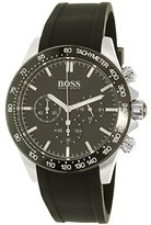 HUGO BOSS Mens Men's Chronograph Analog Dress Quartz Watch (Imported) 1513341