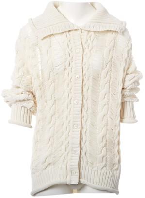 Christian Dior White Knitwear for Women Vintage