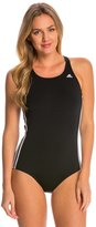 adidas Women's 3Stripe One Piece Swimsuit - 8150232