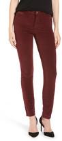 MiH Jeans Velvet Skinny Pant