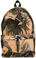 Off-White palm print backpack - women - Cotton - One Size
