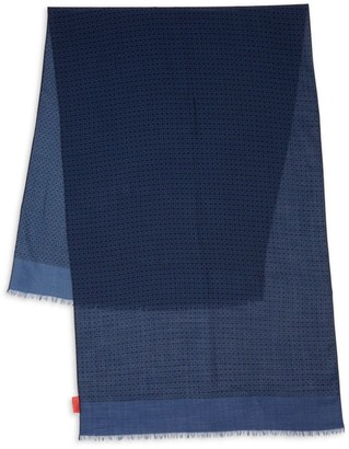Isaia Cashmere & Wool Scarf