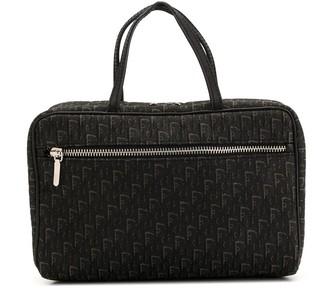 Christian Dior Trotter print mini bag