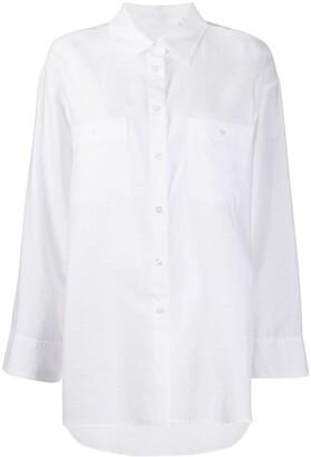 Filippa K Sandie boxy fit shirt