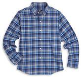 Vineyard Vines Toddler, Little & Big Boy Star Island Plaid Shirt