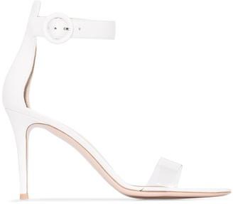 Gianvito Rossi Portofino 85mm sandals