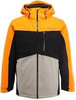 Columbia Wild Card Ski Jacket Solarize/black