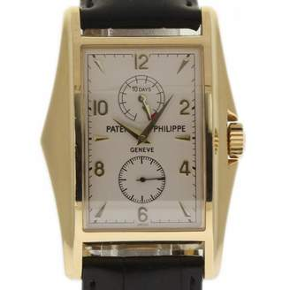 Patek Philippe Gondolo White Yellow gold Watches