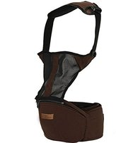 Zenith Fashion Child Carrier Sling Soft Structu Ergonomic Sling Front and Back Baby Carriers Coffer Color