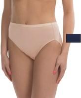 Ellen Tracy High-Cut Panties - Briefs, 2-Pack (For Women)