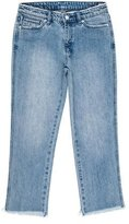 Ksubi Straight N Narrow Cropped Jeans w/ Tags