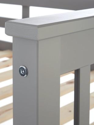 Novara Bunk Bed - Grey