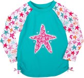 Hatley Long Sleeve Rash Guard-Starfish-4