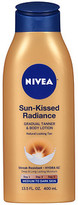 Nivea Sun-Kissed Radiance Gradual Tanner & Body Lotion, Medium to Dark