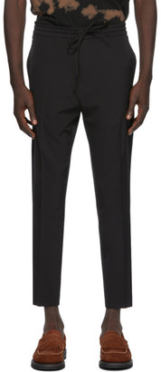 Cmmn Swdn Black Stan Trousers