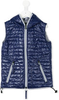 Duvetica Kids - padded vest - kids - Cotton/Feather Down/Polyamide - 2 yrs