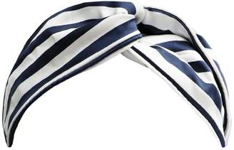 Slip The Twist Silk Headband