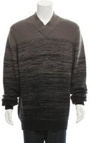 Bottega Veneta Patterned Cashmere Sweater w/ Tags