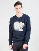 Marc Jacobs Big Tiger Emb L/S Sweatshirt