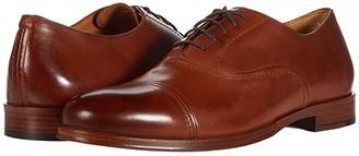 Cole Haan Gramercy Cap Toe Oxford (British Tan) Men's Shoes