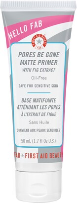 First Aid Beauty Hello FAB Pores Be Gone Matte Primer