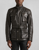 Belstaff Classic Tourist Trophy Jacket Antique Black