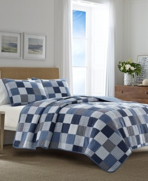 Nautica Holly Grove King Quilt Set Bedding