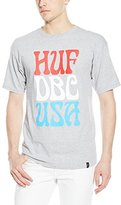 HUF Men's Psychadelia T-Shirt